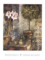 Hidden Grace I Fine-Art Print
