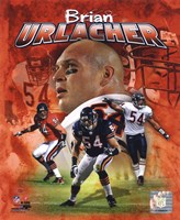 Brian Urlacher 2011 Portrait Plus Fine-Art Print