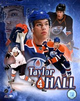 Taylor Hall Portrait Plus Fine-Art Print