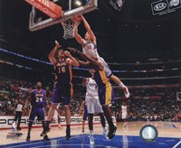 Blake Griffin 2010-11 Action Fine-Art Print