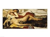 Exhausted Maenides, c.1873-74 Fine-Art Print