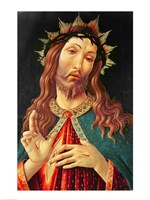 Ecce Homo, or The Redeemer, c.1474 Fine-Art Print