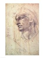 Study of a Head Fine-Art Print