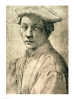Portrait of Andrea Quaratesi, c.1532 Fine-Art Print