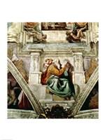 Sistine Chapel Ceiling, 1508-12 Fine-Art Print