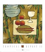 Tropical Repast II Fine-Art Print