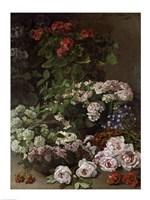 Spring Flowers, 1864 Fine-Art Print