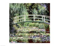 White Waterlilies, 1899 Fine-Art Print