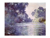 Branch of the Seine near Giverny, 1897 detail Fine-Art Print