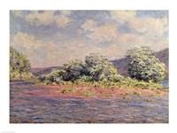 The Seine at Port-Villez, c.1890 Fine-Art Print