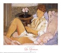 La Lectura Fine-Art Print