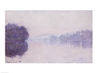 The Seine near Vernon, Morning Effect, c.1894 Fine-Art Print