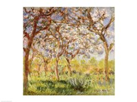 Spring at Giverny Fine-Art Print