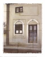 Italian Courtyard 1 Fine-Art Print