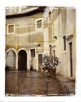 Italian Courtyard 2 Fine-Art Print
