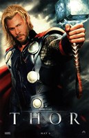 Thor Movie Fine-Art Print