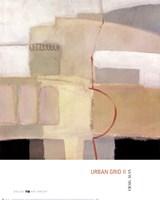 Urban Grid II Fine-Art Print