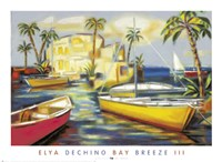 Bay Breeze III Fine-Art Print
