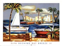 Bay Breeze IV Fine-Art Print
