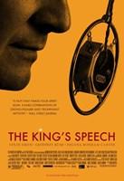 The King's Speech Fine-Art Print
