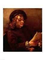 Titus Reading, c.1656-57 Fine-Art Print