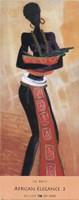 African Elegance II Fine-Art Print
