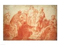 The Doubting Thomas Fine-Art Print