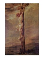 Christ on the Cross, c.1646 Fine-Art Print