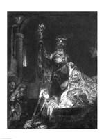 Presentation in the Temple, 1654 Fine-Art Print