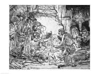 Nativity, 1654 Fine-Art Print