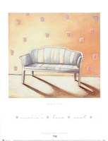 Maria's Loveseat Fine-Art Print