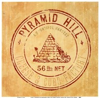 Pyramid Hill Fine-Art Print