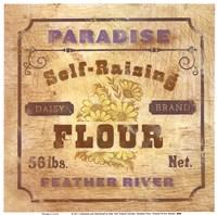 Paradise Flour Fine-Art Print