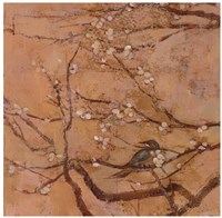 Birds and Blossoms II Fine-Art Print