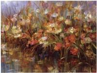 Floral Reeds Fine-Art Print