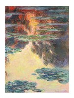 Waterlilies, 1907 Fine-Art Print