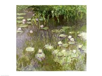 Waterlilies at Midday, 1918 Fine-Art Print