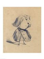 Alexandre Ursule Cellerier Fine-Art Print