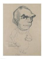Eugene Scribe Fine-Art Print