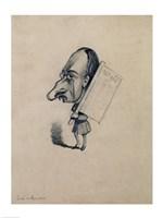 Jules de Premaray Framed Print