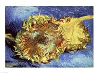 Sunflowers, 1887 Fine-Art Print