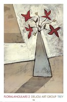 Floralangulars 2 Fine-Art Print