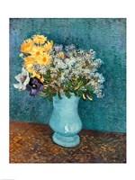 Vase of Flowers, 1887 Fine-Art Print