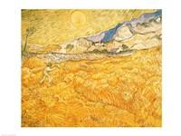 The Harvester Fine-Art Print