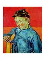 The Schoolboy Fine-Art Print