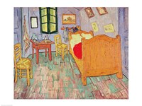 Van Gogh's Bedroom at Arles, 1889 Fine-Art Print