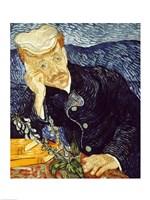 Portrait of Dr. Gachet Fine-Art Print