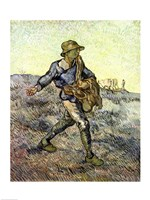 The Sower Fine-Art Print