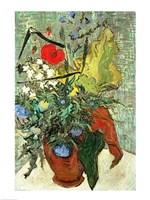 Bouquet of Wild Flowers Fine-Art Print