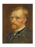 Self portrait, 1886 Fine-Art Print